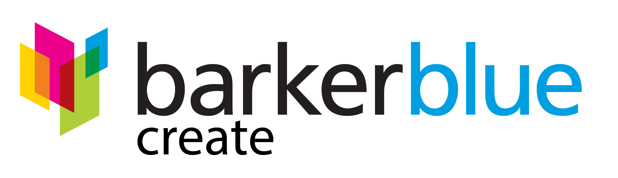 BarkerBlue Graphic Display Logo